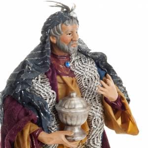 Neapolitan figurines, the Magi 30cm s4