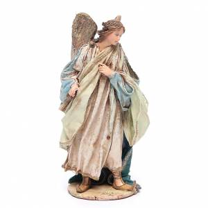 Pesebre Angela Tripi: Ángel de pie adorando 18 cm Angela Tripi