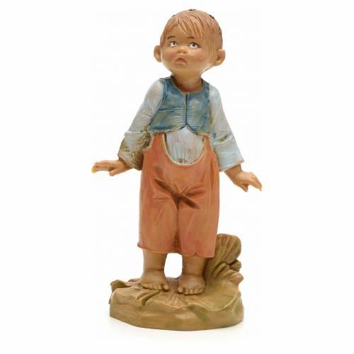 Niño pequeño pesebre 19cm Fontanini s1