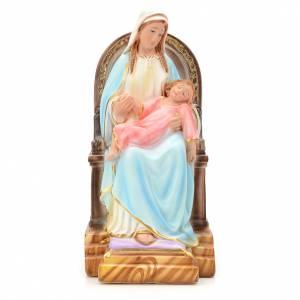 Notre Dame de la Providence plâtre 30 cm s1