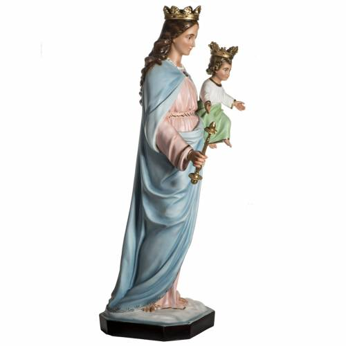 Our Lady Help of Christians statue in resin, 130 cm s11