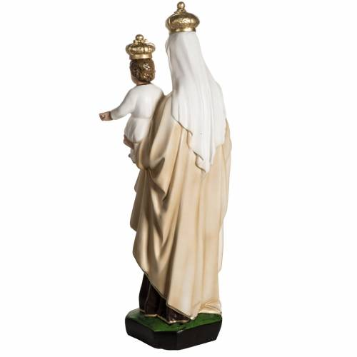 Our Lady  of Carmel statue in resin, 60 cm s7