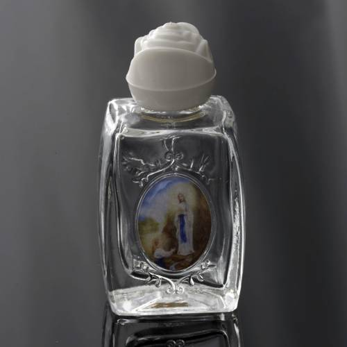Our Lady of Lourdes holy water bottle s5