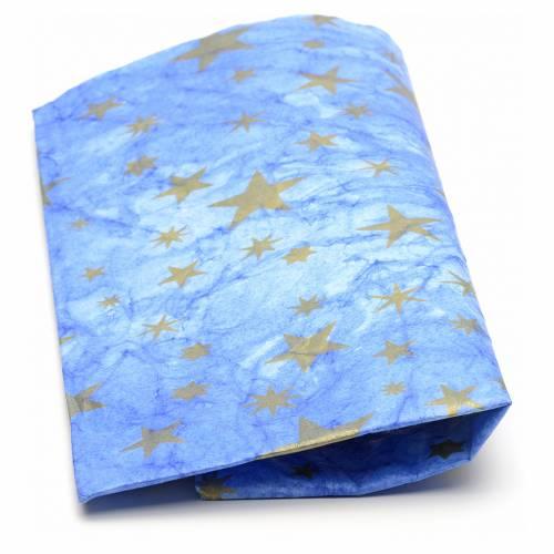 Papier ciel étoilé crèche 70x100 cm s2