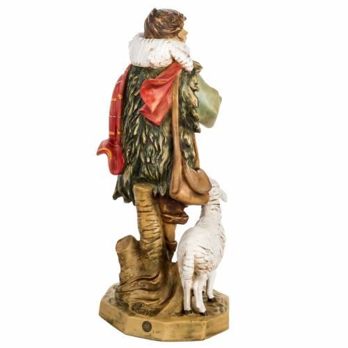 Pastor con ovejas 65 cm. pesebre Fontanini s6