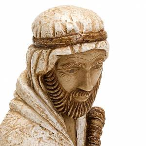 Presepe Bethléem: Pastore in piedi con bastone Presepe Contadino