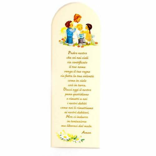 Pater Noster ivory plaque, small s1