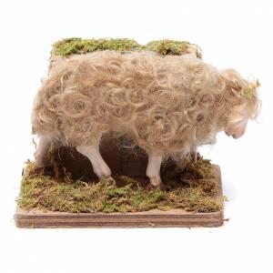 Presepe Napoletano: Pecorella in movimento presepe 24 cm di Napoli