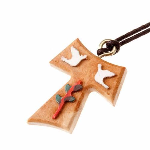 Pendant tau cross tree of life s1