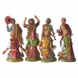 Personajes 10 cm Moranduzzo 8 figuras s3
