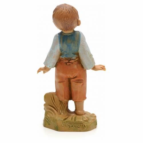 Petit enfant crèche Fontanini 19 cm s2