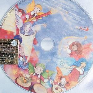 Petit livre de l'ange gardien plus CD en ITALIEN s2