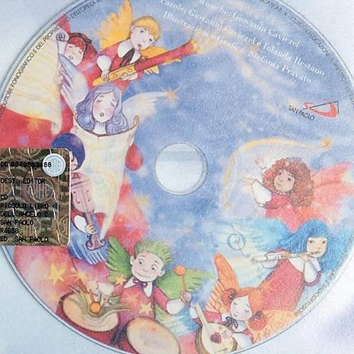 Petit livre de l'ange gardien plus CD en ITALIEN 2