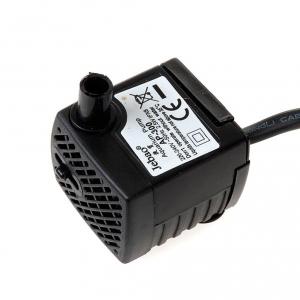 Pompe acqua presepe e motorini: Pompa acqua presepe fai da te 2.5W