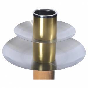 Bases pour cierge pascal: Porte cierge pascal mod. Columna
