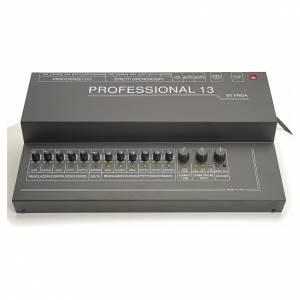 Controladores para el Belén: Professional 13 para el pesebre