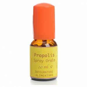 Lekarstwa naturalne: Propolis spray do ust Zielarstwo Benedyktynów