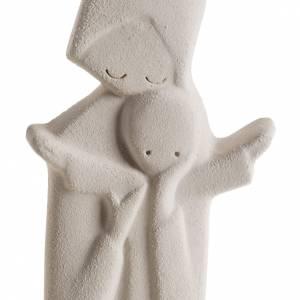 Madonnina Gen da appendere ceramica s2