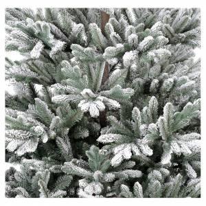 Árboles de Navidad: Árbol de Navidad 225 cm Poly copos de neve Imperial B
