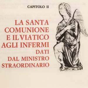 Lezionari e Messali: Rito della Comunione fuori dalla Messa e Culto Eucaristico
