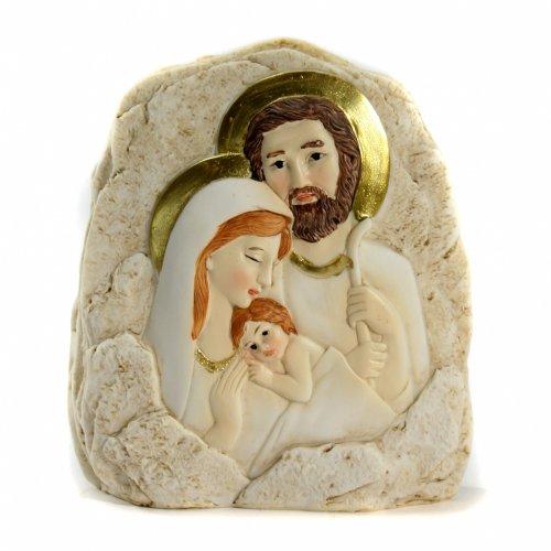 Rock Holy Family 12,5x11,5cm s1