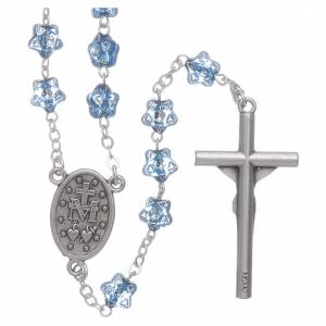 Economical rosaries: Rosary beads for children with star shaped beads
