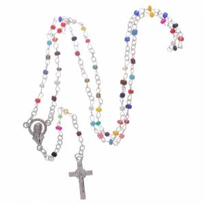 Rosary with Guardian Angel leaflet mysteries litanies s4
