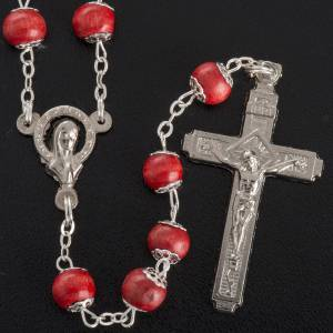 Rose-scented rosary with copiglia beads s2