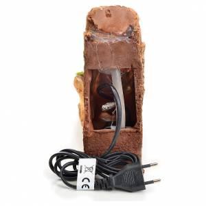 Ruscello presepe resina 25x32x11 cm s3