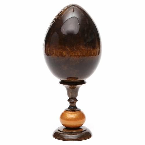 Russian Egg Kozelshanskaya découpage 20cm s3
