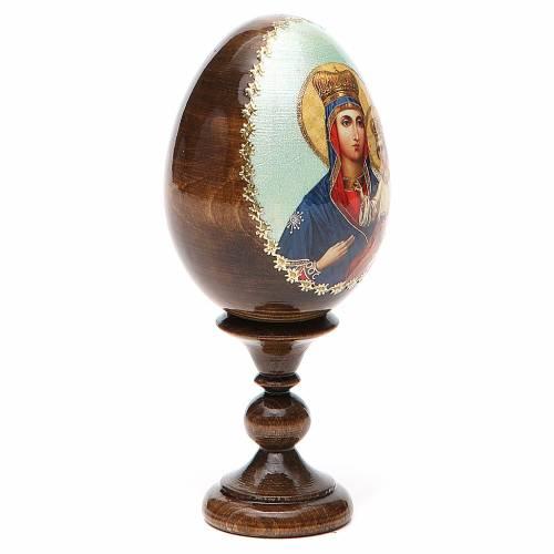 Russian Egg Ozeranskaya découpage 13cm s4