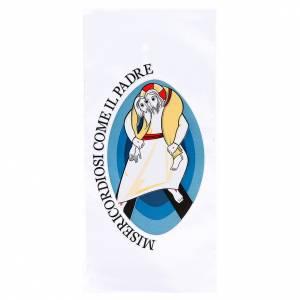 accessoires pour bénédictions: STOCK Sachet pour branche buis 500 pcs logo Jubilé Miséricorde