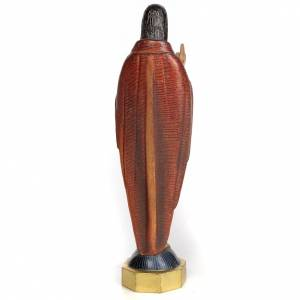 Sacro Cuore di Gesù 30 cm pasta di legno dec. extra s3