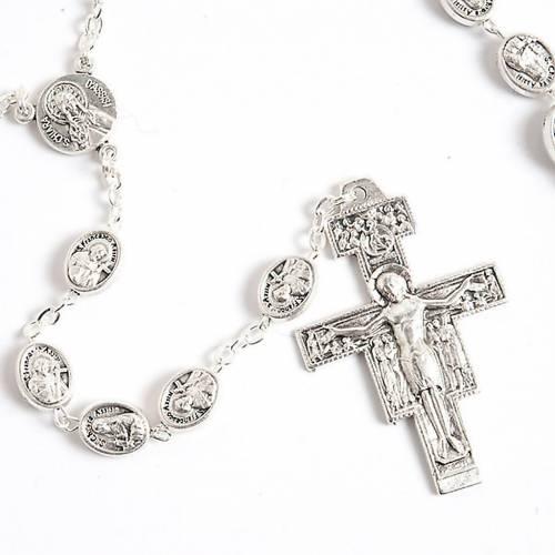Saint Francis- Saint Chiara rosary s2