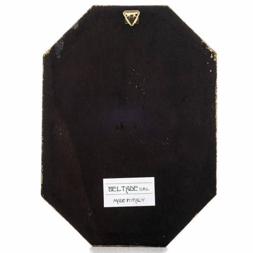 Saint Francis wooden panel s2
