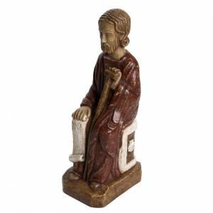 Saint James in stone, Bethléem 25.5cm s3