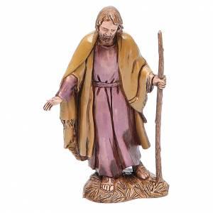 Nativity Scene by Moranduzzo: Saint Joseph 10cm by Moranduzzo, historic costumes