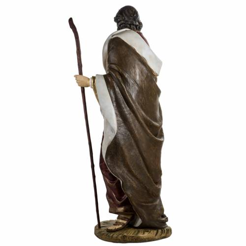 Saint Joseph crèche 180 cm résine Fontanini s7