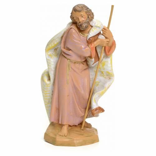 Saint Joseph crèche Fontanini 19 cm s1