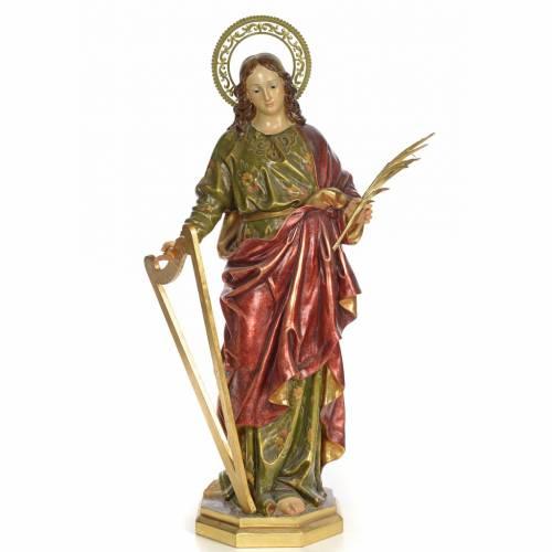Sainte Cécile 100 cm pâte à bois extra s1