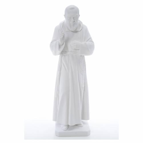 San Pio 60 cm marmo sintetico s1
