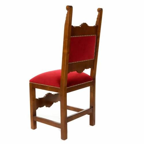 Sanctuary chair, baroque model s2