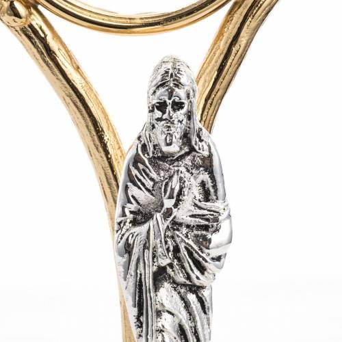Shrine in brass H22cm s3