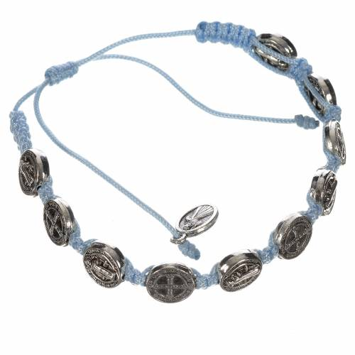 Single-decade Saint Benedict bracelet s2