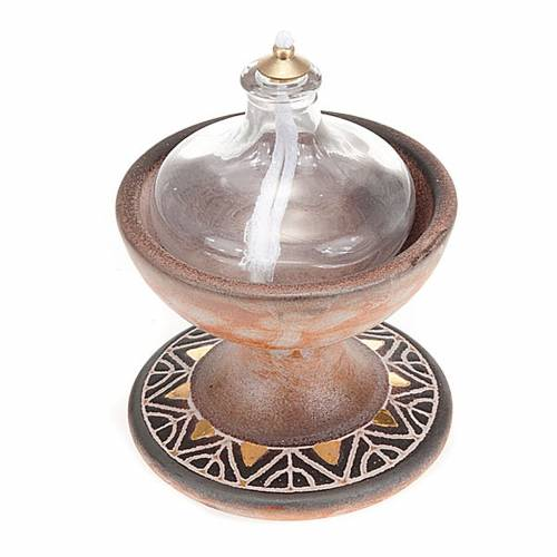 Small ceramic lamp s3