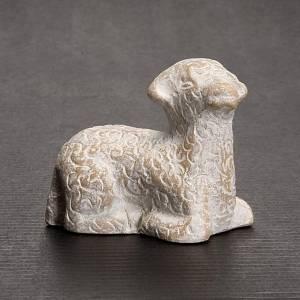 Bethléem Monastery Nativity scene: Small sheep for small nativity