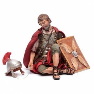Soldados romanos jugando a los dados 18 cm belén Angela Tripi s5