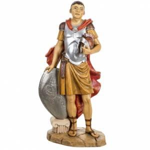 Soldato romano Fontanini presepe 65 cm resina s1