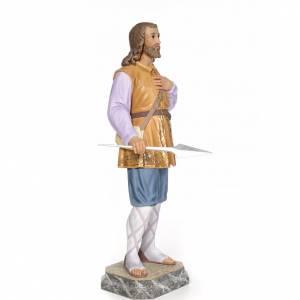 St Isidore 80 cm pâte à bois élégant s4