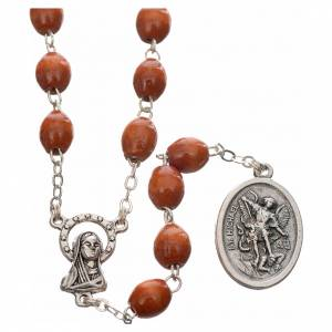 Devotional rosaries: St Michael chaplet, angelic rosary